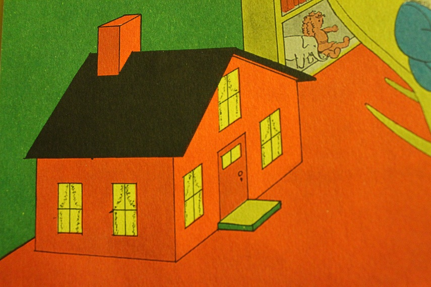 This little toy house would rent out for $2500 a month in Manhattan (not including utilities)