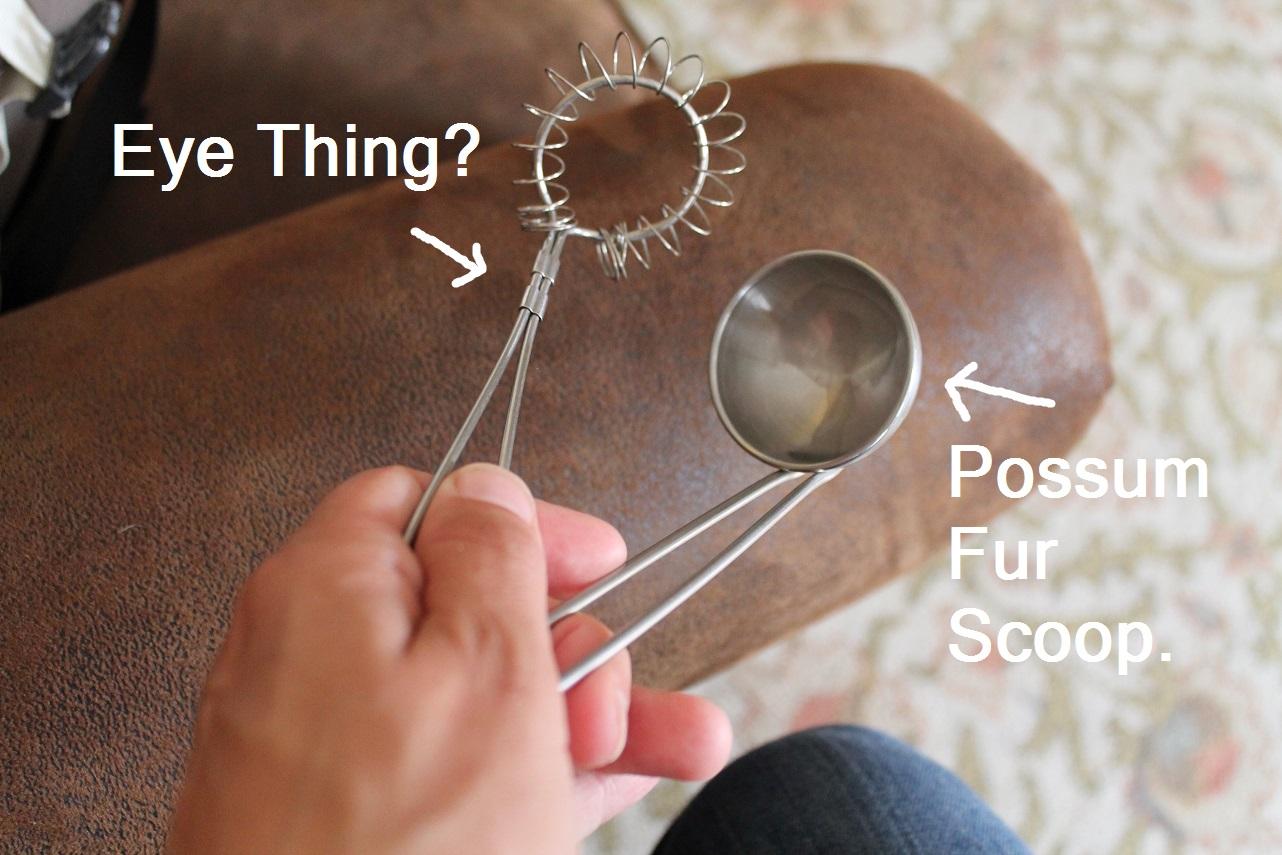 possum fur hunt