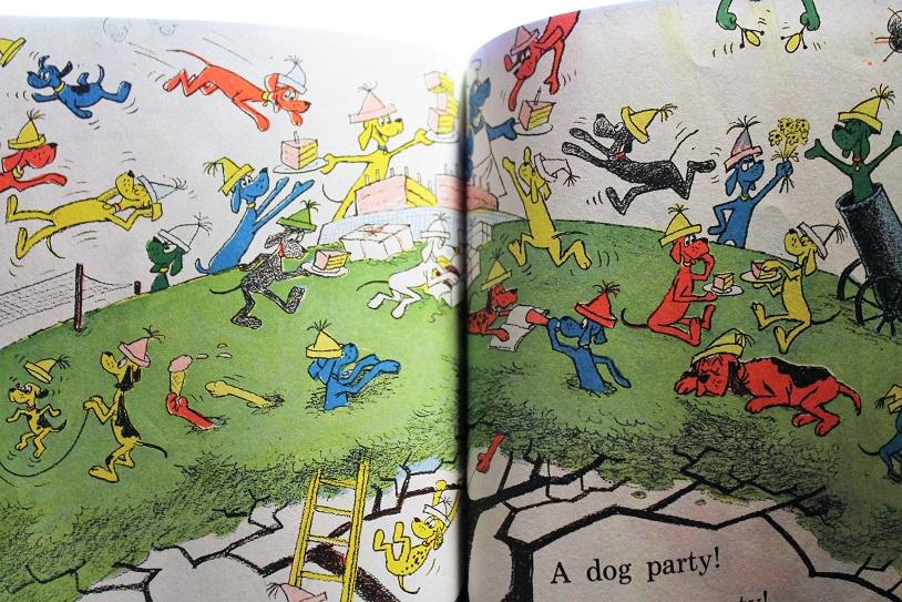 dog party tree