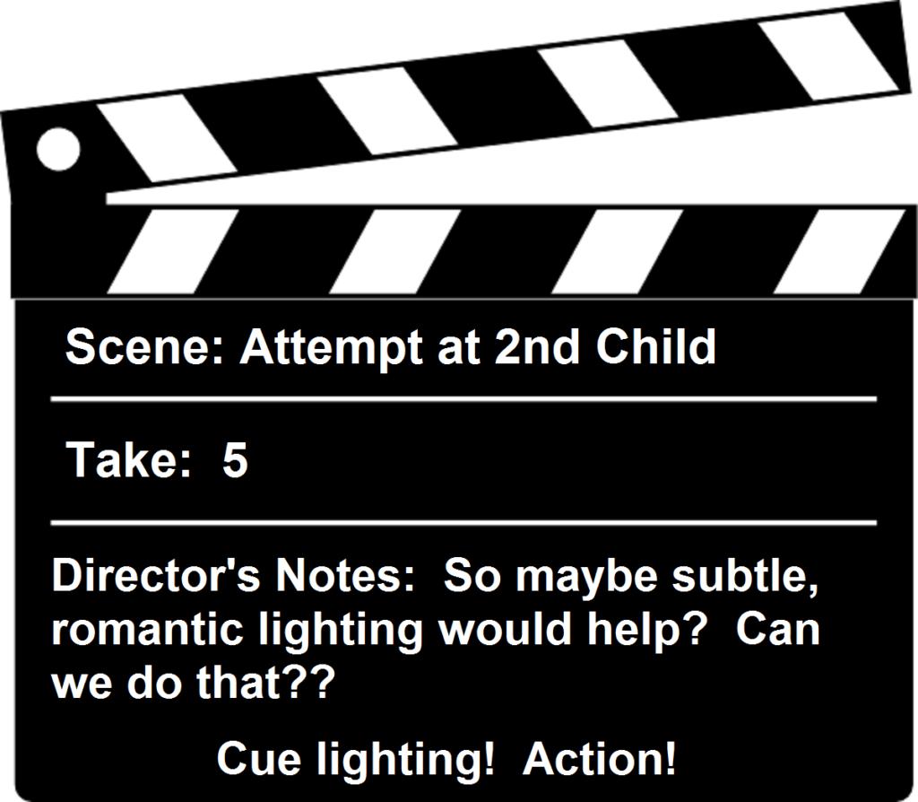 attempt 5 romantic lighting